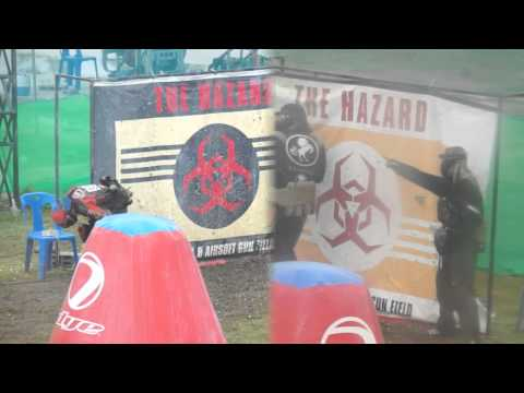TPOC เทปการแข่งขันเพนท์บอลลีค EP 4