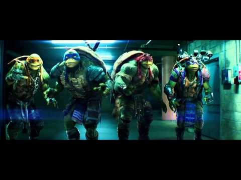 tartarughe ninja - spot italiano, dal 18 settembre al cinema