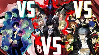 Ya boys Fither and Flair Guy spent half an hour discussing the abilities, equipment, feats and tactical know-how of the various Persona teams in order to decide which group is the strongest. It is guaranteed to be a real doozy of a slobberknocker.Come @ me; @fitherfith