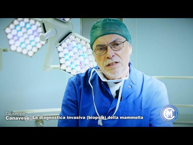 G. Canavese - La diagnostica invasiva della mammella