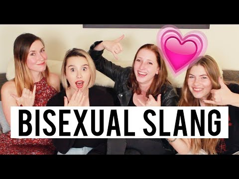 How To Talk Like A Bisexual?! | THE DIRTY WORD