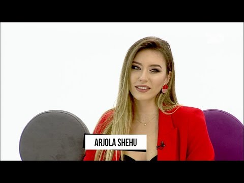 Arjola Shehu në Pop Culture