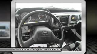 2013 Hino Rollback MB3999CS276E