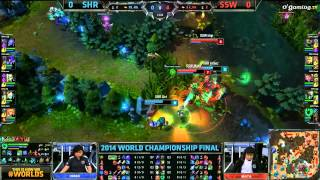 Top 5 Best Moves Worlds 2014 - Finales