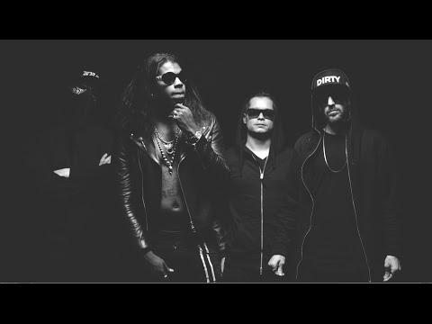Dirtyphonics & UZ Ft. Trinidad James  - Hustle Hard