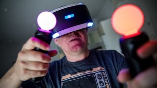 Tested: PlayStation VR Review