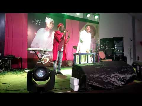 Woli Agba & Dele At Yetunde Are's 25 Years On Stage Celebration