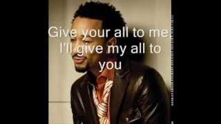 John Legend - All Of Me Lyrics Video
