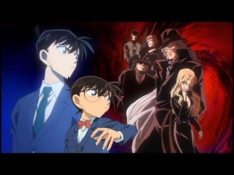 11 Orang yang mengetahui identitas Conan adalah Shinichi (DETECTIVE CONAN)