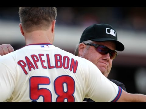 Video: Jonathan Papelbon suspended 7 games - Rapid Reaction