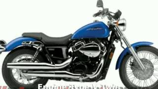 10. 2012 Honda Shadow RS - Specification & Specs