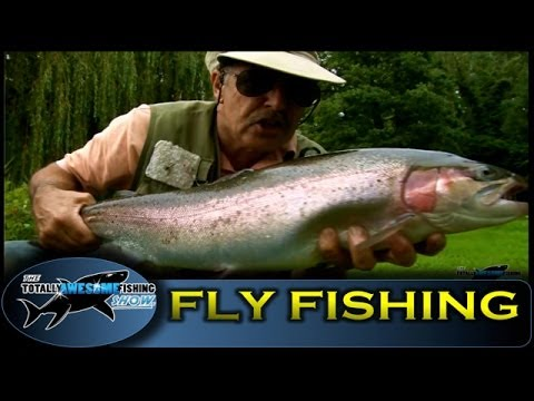 rainbowtrout - Peace, solitude and a lake full of Big Trout! Dever Springs fishery in Hampshire, UK, could be the place to get your largest Trout on a fly rod. Graeme & Mik...