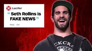 Video Seth Rollins Responds to IGN Comments MP3, 3GP, MP4, WEBM, AVI, FLV September 2018