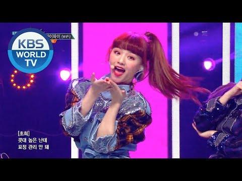 SATURDAY - WIFI I 세러데이 - 와이파이 [Music Bank/2019.02.15]