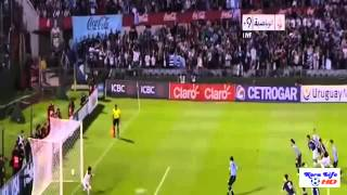 Uruguay Vs Argentina 3-2  Goals&Highlights 15.10.2013 World Cup 2014 Qualification
