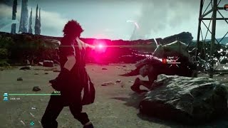 "Final Fantasy XV ""Death Spell"""
