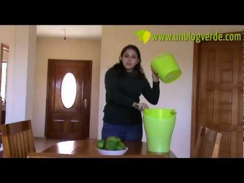 Cómo Separar la Basura en Casa: Video