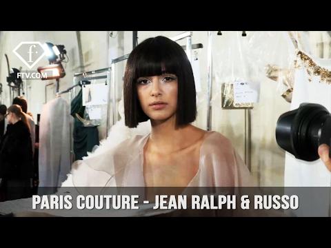 Paris Haute Couture S/S 17 - Jean Ralph & Russo Trends | FashionTV