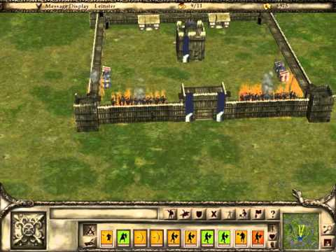 Lords of the Realm III POUR PC NEUF