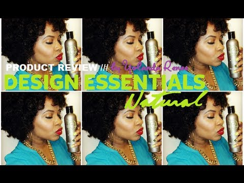 NATURAL HAIR //// PRODUCT REVIEW | Design Essentials