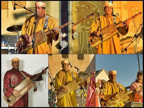 "Lila  2015 MàaLam Kbiber -""_ Ftouh Rahba _-"" & Gnawa Oulad Bambra"