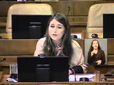 Diputada Claudia Nogueira sigue luchando para que BANCOESTADO no cobre giros y consultas en Cuenta Rut