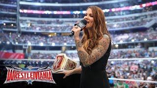 Nonton A New Wwe Women S Title Is Revealed  Wrestlemania 32 Kickoff Film Subtitle Indonesia Streaming Movie Download
