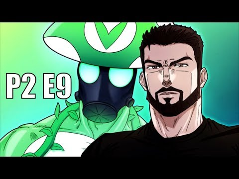 Actually Watching JJBA Part 2 Episode 9 (18) - Rev [Vinesauce]
