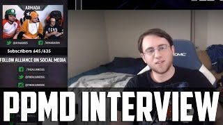 PPMD Interview with Armada and Mew2King