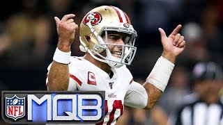 Jimmy Garoppolo has all of the RIGHT weapons | NFL Monday QB