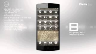 BPhone, Concept ý tưởng giao diện Trống Đồng, Nguyễn Tử Quảng, nguyen tu quang, bphone, bkav phone