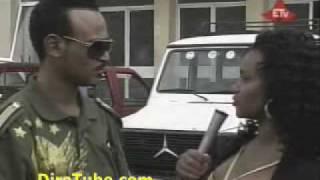 Ethiopian Idol 2009 - Artist Gedion Daniel - Episode 21 Idol Guest