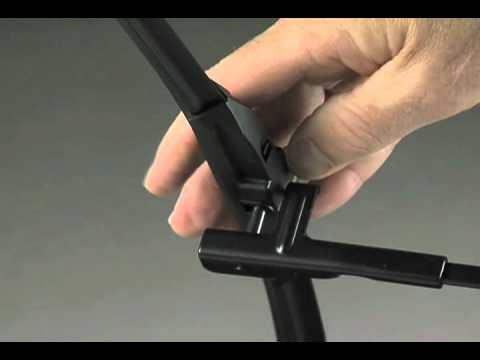 TRICO Exact Fit - Side Pin Installation Video (-12B)