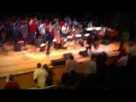 Grace City Saints Singing @ Apostolic Jubilee  2012