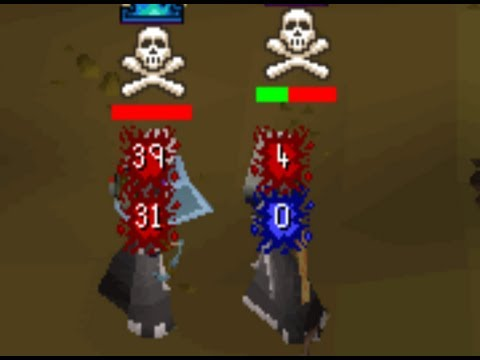 Edgeville Eradication | RuneScape 2007 PKing (видео)