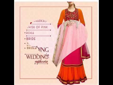 Simaaya Fashions - Wedding Collections 2016