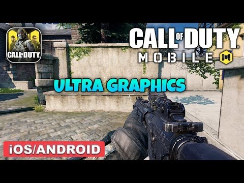 CALL OF DUTY MOBILE - ANDROID  IOS GAMEPLAY ULTRA GRAPHICS