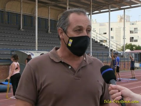 Entrevista a Antonio Peña (Concejal de Deportes del Ayuntamineto de Isla Cristina