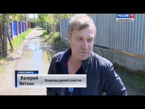 В Новосибирскую область пришла вторая волна паводка