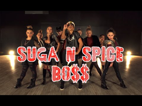 Introducing: Suga N Spice   Fifth Harmony - BO$$