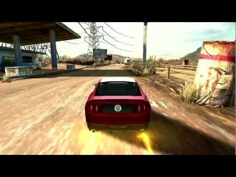 Need for Speed The Run - iOS Teaser Trailer