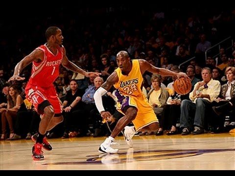 bryant - Kobe Bryant began the 2014-2015 season with a 19 point performance in a lost to the Houston Rockets on opening night. About the NBA: The NBA is the premier professional basketball league...