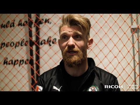 Pulsen inför genrepet mot AFC Eskilstuna
