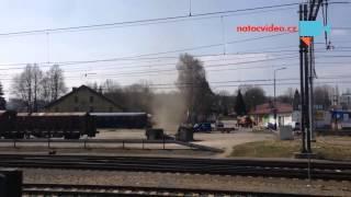 VIDEO DNE: Benešovské tornádo!
