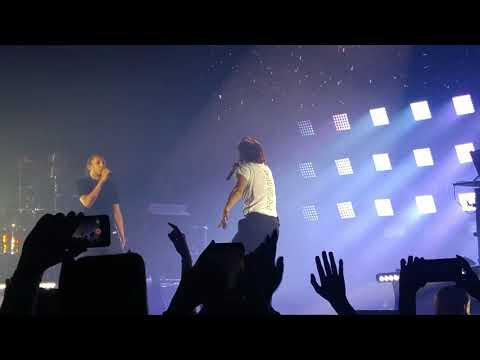 Orelsan - La Pluie (feat. Stromae) @ Forest National