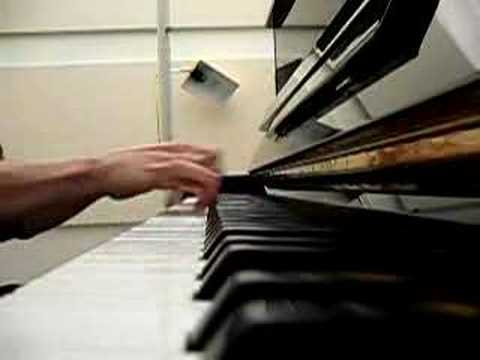Family Guy Theme on piano