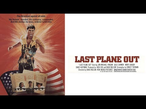 Last Plane Out (1983) [Trailer]