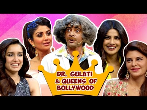 Dr. Gulati And Bollywood Queens |  Best Indian Comedy | The Kapil Sharma Show