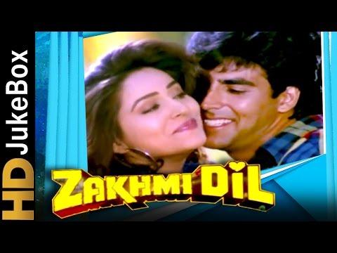 Video Zakhmi Dil 1994 | Full Video Songs Jukebox | Akshay Kumar, Ashwini Bhave, Ravi Kishan, Raza Murad download in MP3, 3GP, MP4, WEBM, AVI, FLV January 2017