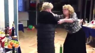 Свадьба русская и танцы интересные